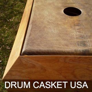 Drum Casket
