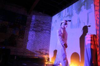 Feb 2014 performance art incubator