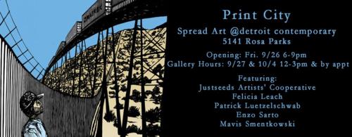 Print City banner