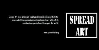 Spread Art Facebook Header